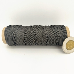 Raw Umber | 0.9 MM Micro Cord | 100 Feet