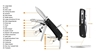 LD51 | 23 Function Multi tool by Ruike Knives®