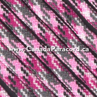 Sneaky Pink - 25 Feet - 550 LB Paracord