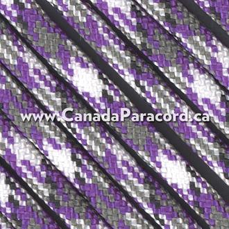 Purple Passion - 25 Feet - 550 LB Paracord