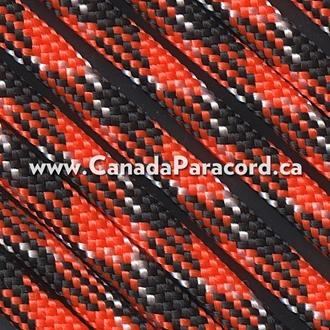 Orange You Happy - 25 Feet - 550 LB Paracord