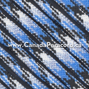 Blue Snake - 25 Feet - 550 LB Paracord
