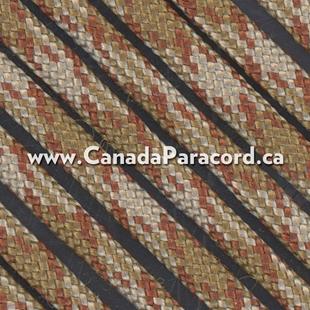 Copperhead - 25 Feet - 550 LB Paracord