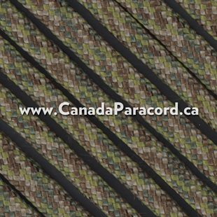 Digital Multi Camo #6922 - 25 Feet - 550 LB Paracord
