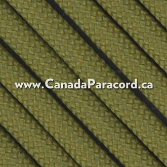 Moss - 25 Feet - 550 LB Paracord