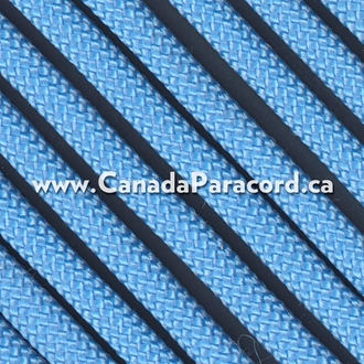 Baby Blue - 25 Feet - 550 LB Paracord