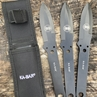 Throwing Knife Set by KA-BAR®