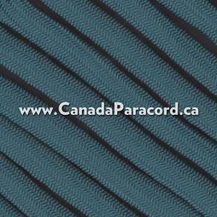 Neon Teal - 95 Paracord Type 1 Nylon - 100 Feet