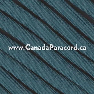 Neon Teal - 95 Paracord Type 1 Nylon - 100 Feet