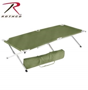 Oversized Military Type Folding Cot by Rothco®