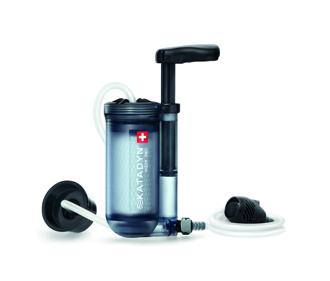 Hiker Pro Transparent Water Filter by Katadyn®