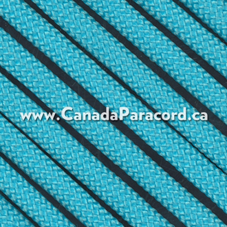Neon Turquoise - 50 Feet - 550 LB Paracord