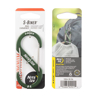 S-Biner® Aluminum Carabiner (Sizes #2-#4) by Nite Ize®