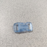 3/8 Inch Curved Transparent Side Release Buckles