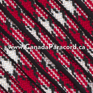 Canada - 100 Feet - 550 LB Paracord