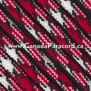 Canada - 1,000 Ft - 550 LB Paracord